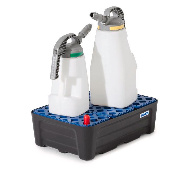 Lille opsamlingskar af PE, 30 liter