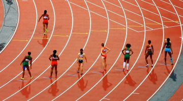 Atleter, der topper tidligt, lever kortere