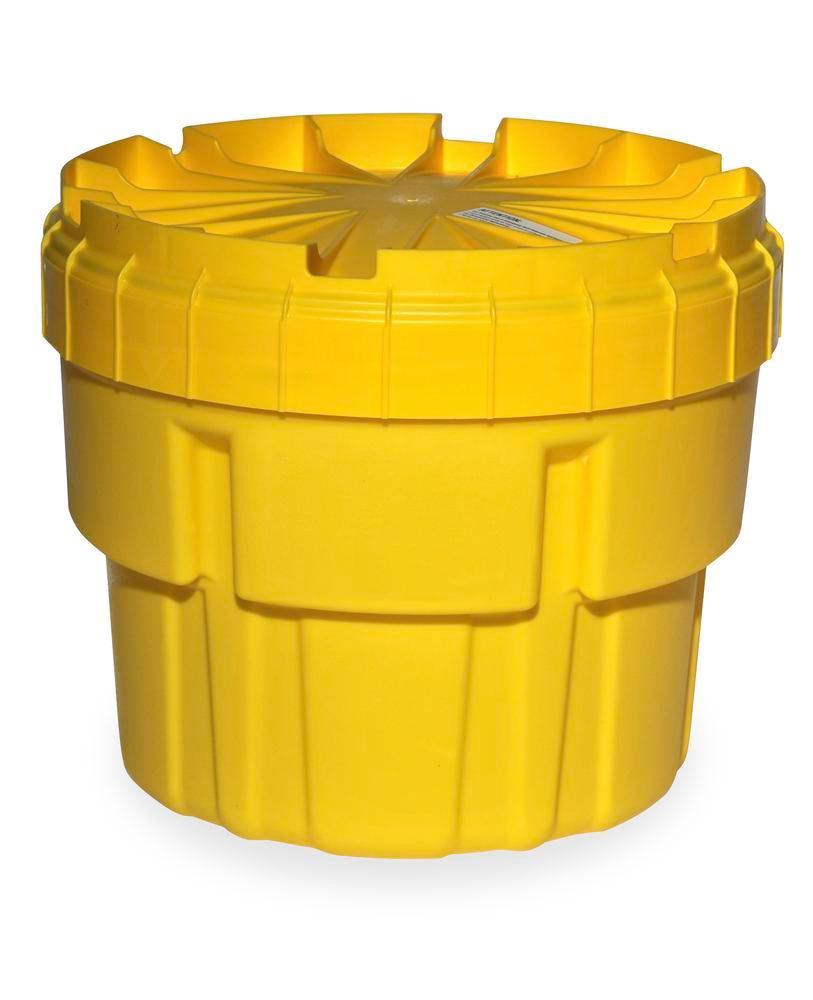 Sikkerhedstromle i polyethylen fra DENIOS