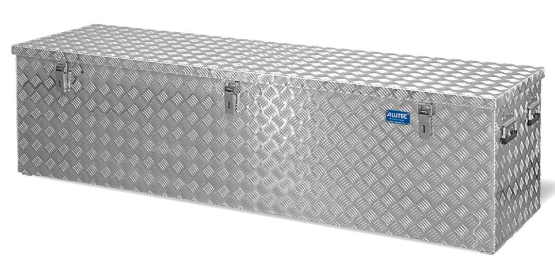 Transportkasse af aluminium 470 liter