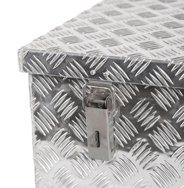 Transportkasse af aluminium fra DENIOS