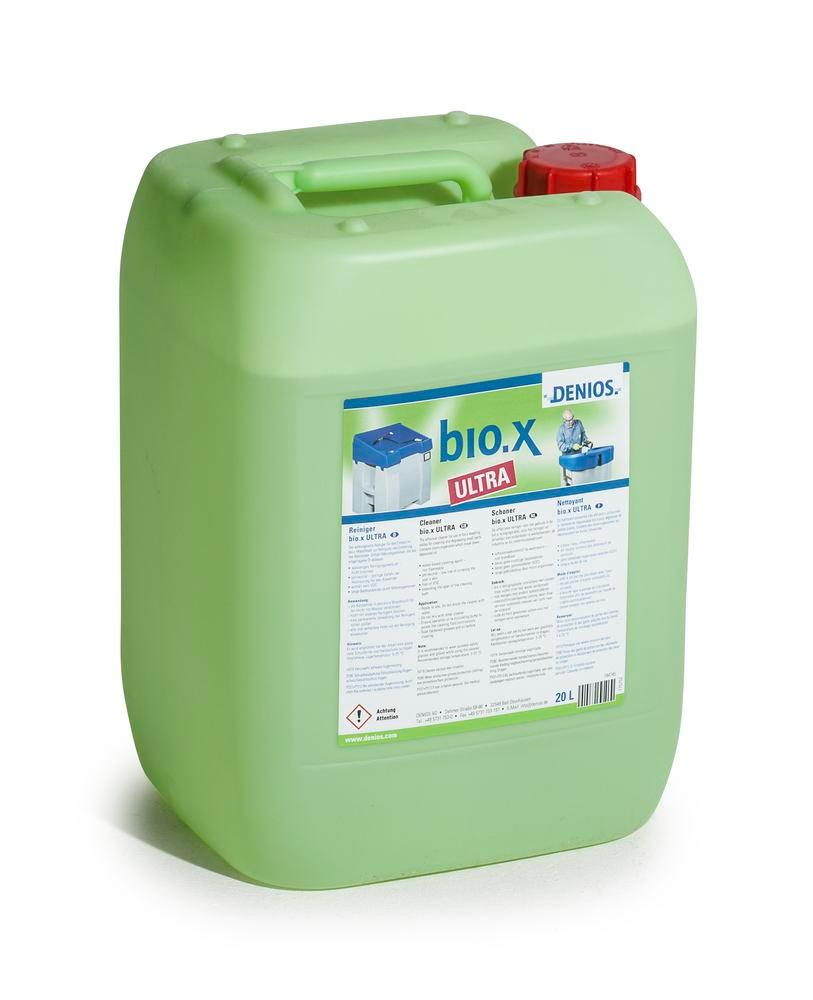 bio.x rengøringsmiddel
