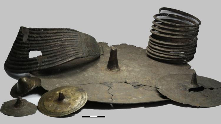 Bronzealderens metaller var på langfart