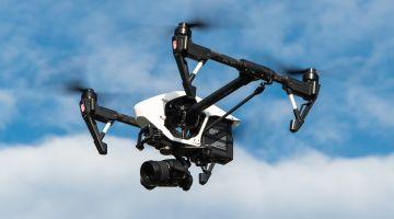 Sniffer-drone skal finde svovlforurening