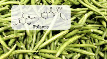 Folsyre til celledeling