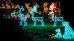 Julelys fyldt med farlige kemikalier