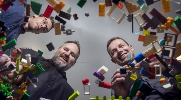 Grønnere Lego-klodser på vej