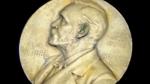 Tre modtagere af Nobelprisen i kemi