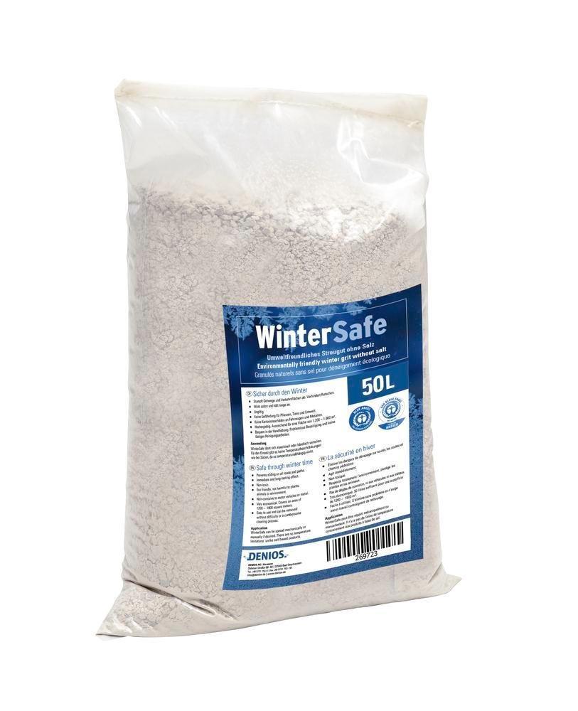 Saltfrit grus